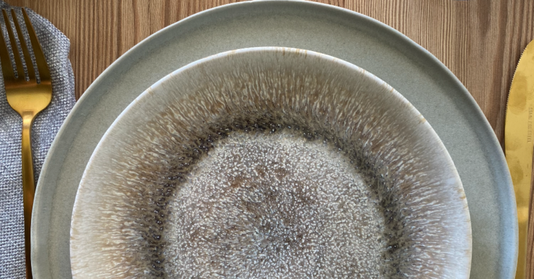 Paixão pela cerâmica