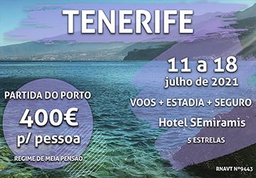 Reserve já: 8 dias nas Canárias por 400€ (com voo e hotel)
