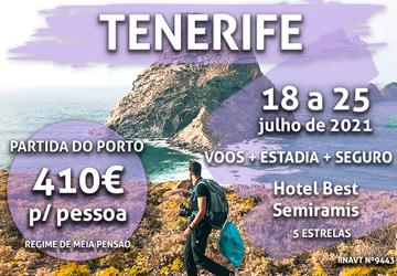 Veja só esta conta: uma semana nas Canárias + voo + hotel = 410€