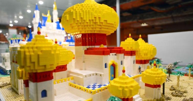 A maior exposição de LEGO da Europa vai ficar por Portugal até setembro