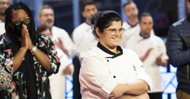 """Francisca: """"O 'Hell's Kitchen' foi uma entrevista de emprego mais prolongada"""""""