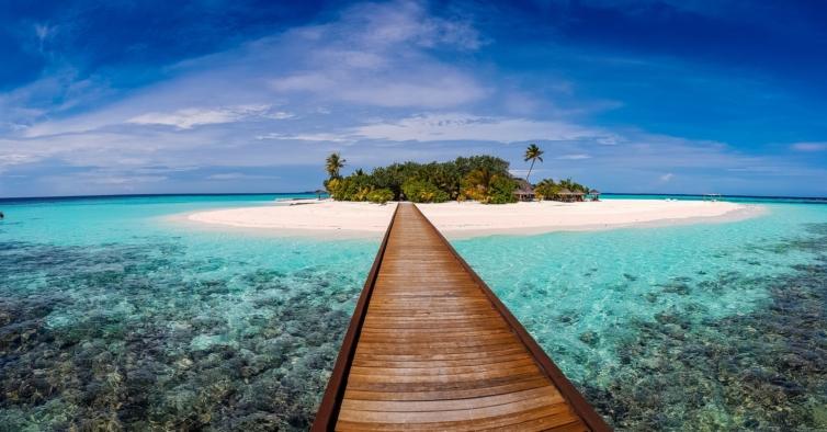 Já pode alugar uma ilha privada para passar férias sem Covid-19 nas Maldivas