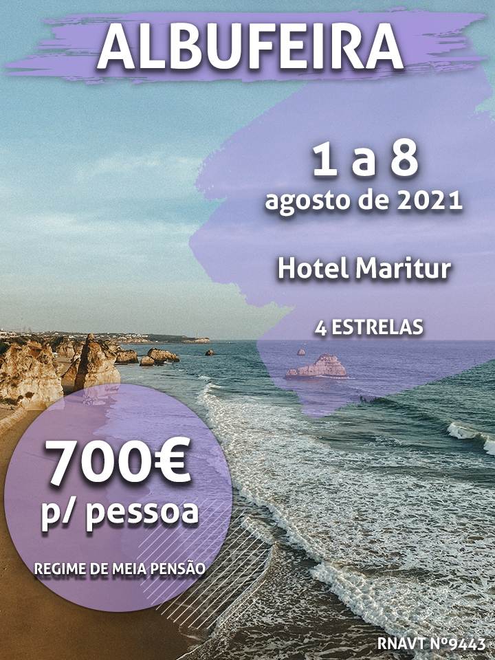 Esta semana de sonho no Algarve só custa 700€ por pessoa