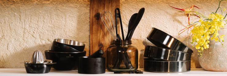 Zara Home juntou-se ao melhor pasteleiro do mundo para criar uma linha de cozinha