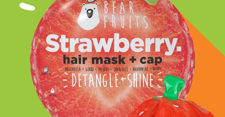 Bear Fruits Morango (5,99€)