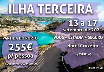 Prepare-se para uma semana incrível nos Açores por 255€