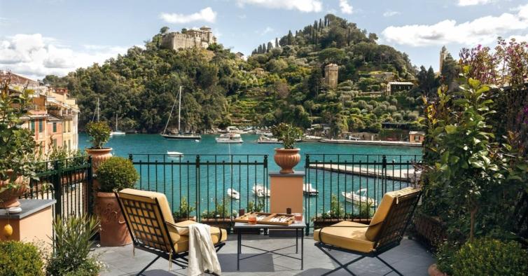 DaV Mare at Splendido Mare, Portofino, Itália