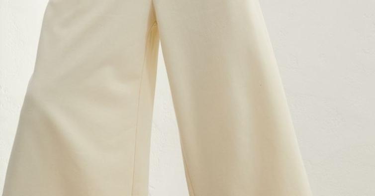 Calças curtas em tecido moletão H&M (29,99€)