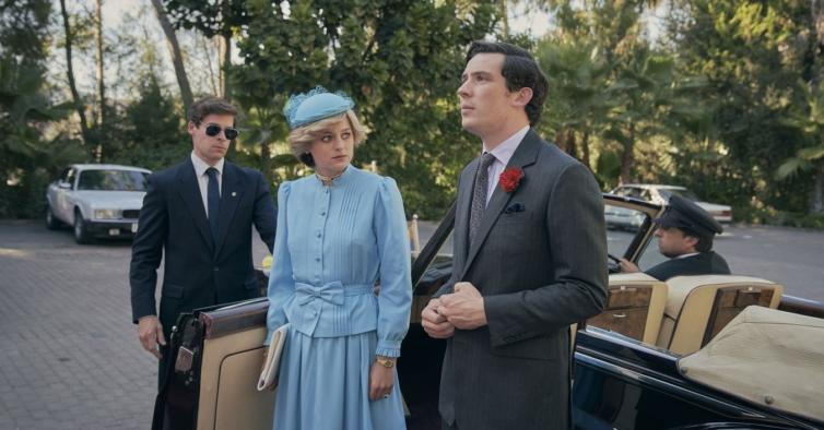 """Já se sabe quem vai ser Dodi Al-Fayed, o namorado da princesa Diana em """"The Crown"""""""