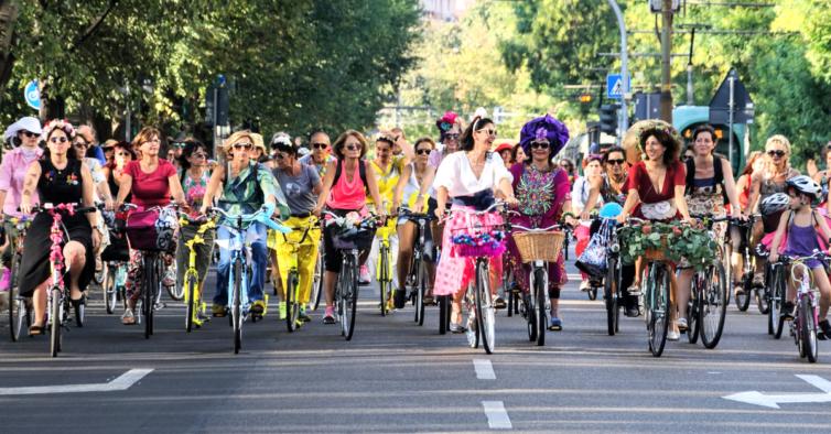 Lisboa vai receber a corrida de bicicleta mais divertida do mundo