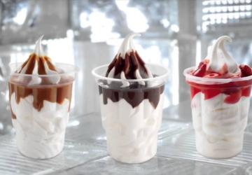 McDonald's do Colombo está a oferecer gelados até outubro