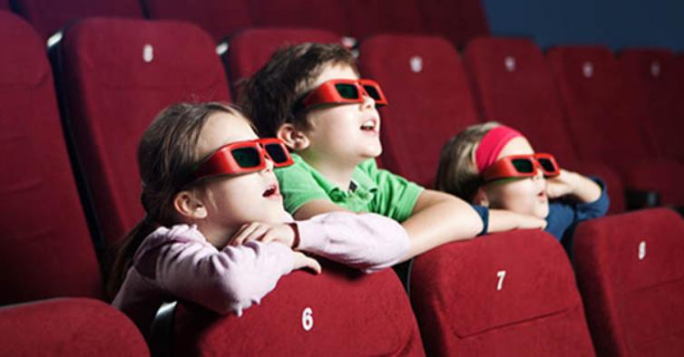 LeiriaShopping vai ter sessões de filmes de animação infantis gratuitas