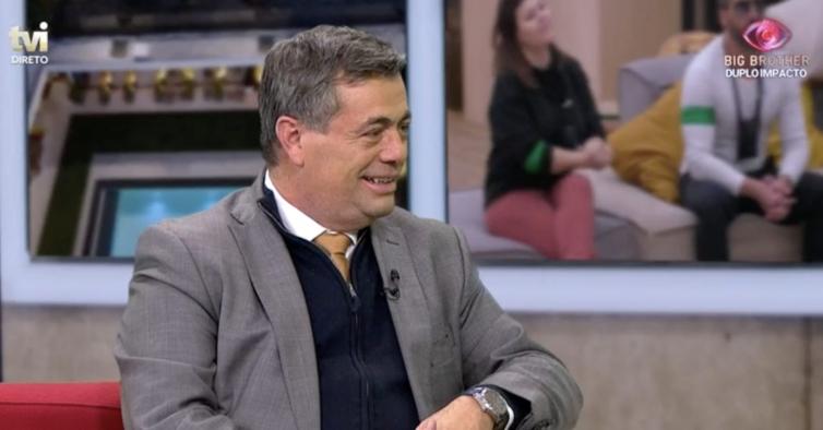 Quintino Aires diz que saiu da TVI por causa de Eduardo Cabrita (e não pelos comentários homofóbicos)
