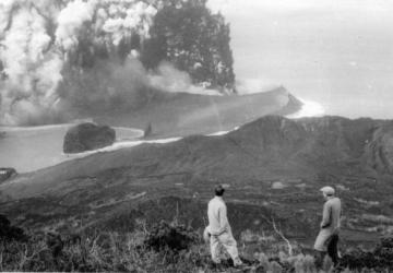 A erupção vulcânica que mudou para sempre a ilha do Faial