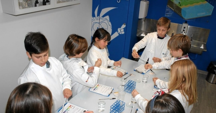 Kidzania reabre este sábado para ensinar os miúdos a lidar com a pandemia