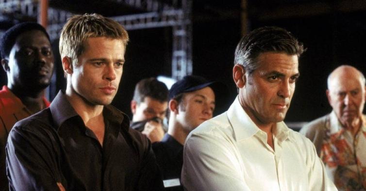 George Clooney e Brad Pitt vão fazer novo filme juntos — e todos os estúdios o querem