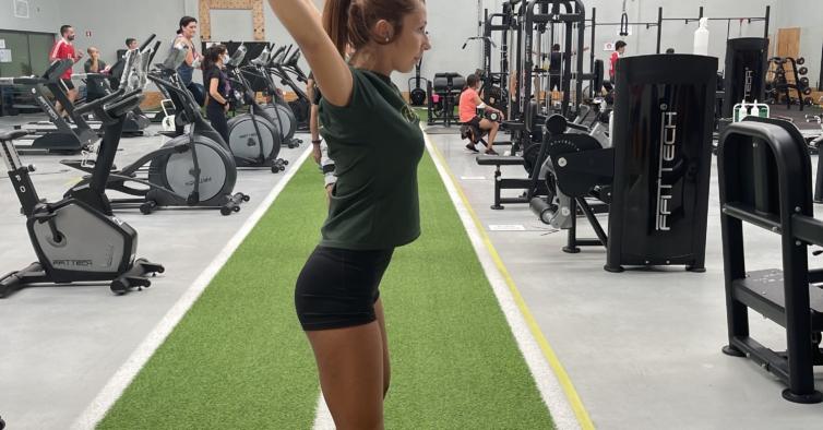 Rotações do ombro (com PVC)