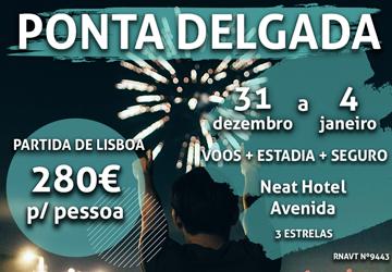 Pára tudo: esta Passagem de Ano de sonho nos Açores só custa 280€