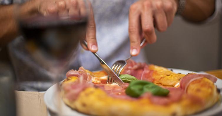 Há uma nova pizza de figos e presunto para experimentar em Lisboa