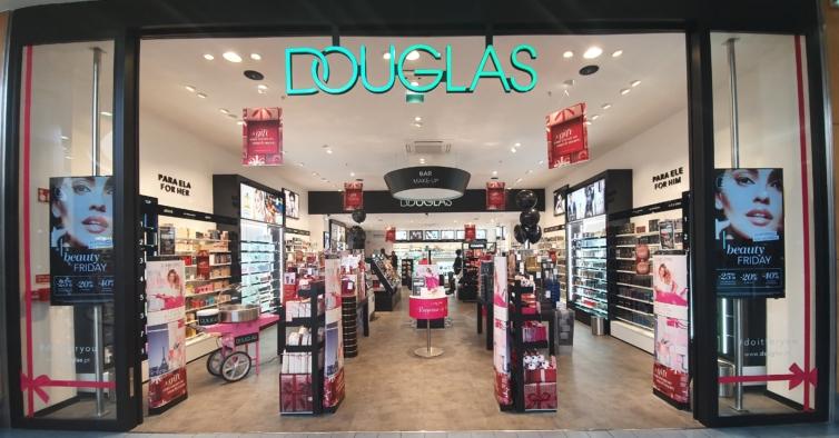 Douglas tem 25% de desconto em todo o site até 27 de setembro