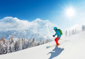 Já sonha com o regresso da neve? Há promoções especiais para os fãs do esqui
