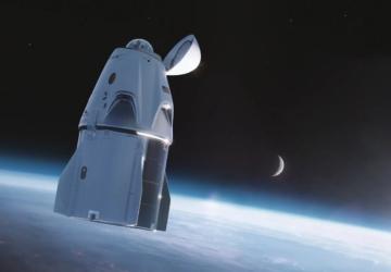 O alarme soou a bordo do primeiro voo espacial só de turistas — a culpa foi do WC