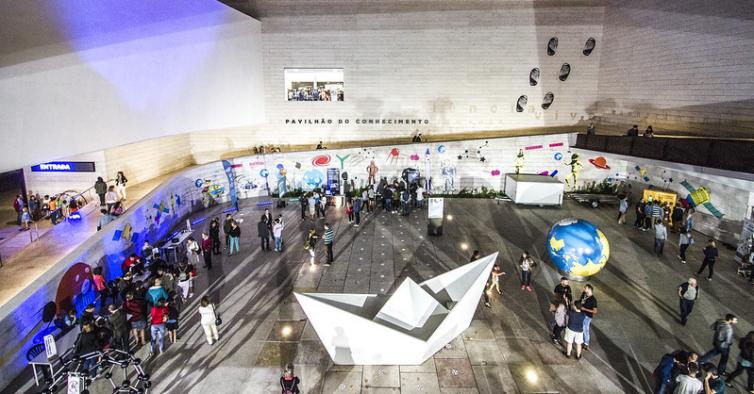 Noite Europeia dos Investigadores volta ao Pavilhão do Conhecimento