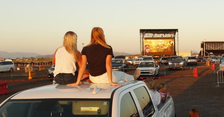 Costa da Caparica e Albufeira vão ter sessões de cinema ao ar livre