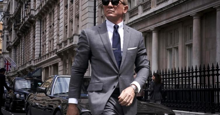 """30 de setembro: """"007: Sem Tempo para Morrer"""""""