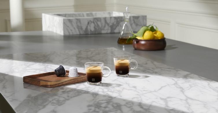 Os novos cafés da Nespresso são inspirados na tradição italiana