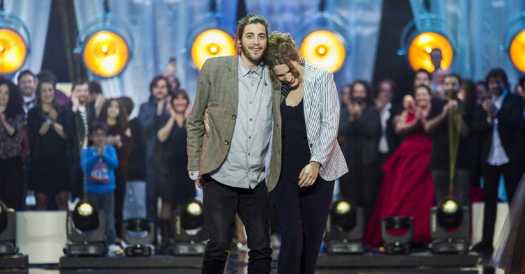 Salvador e Luísa Sobral vão atuar juntos novamente