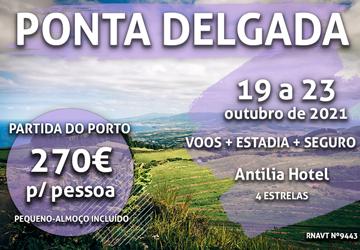 Sim, está a ler bem: esta escapadinha de outono nos Açores custa 270€