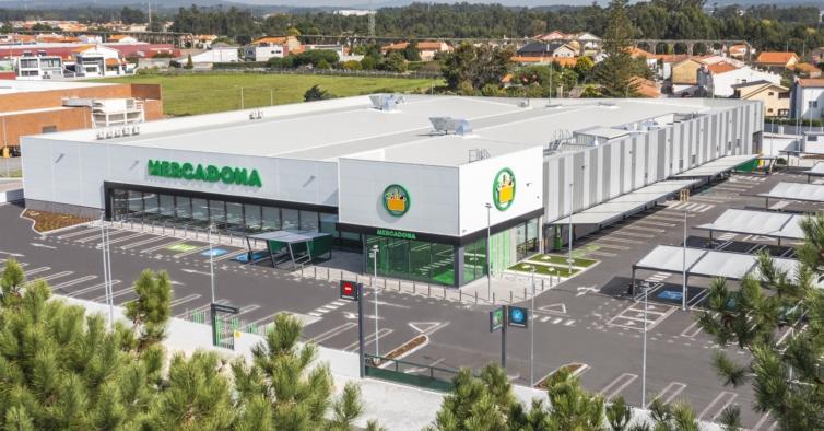 Há um novo supermercado da Mercadona em Portugal — e abrem mais 3 até ao fim do ano