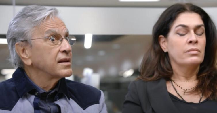 """""""Porta dos Fundos"""" diz que Caetano Veloso será a nova grande estrela do TikTok"""