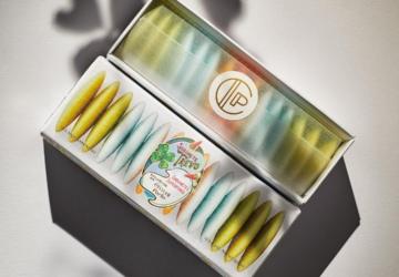 Os novos sabonetes da Claus Porto vêm com vários aromas para desejar boa sorte