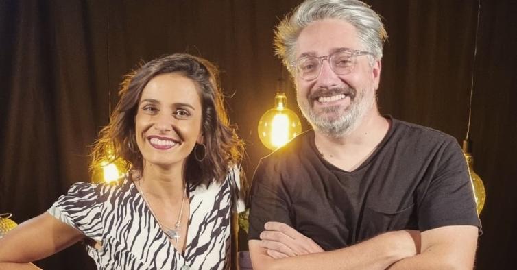 O programa de Bumba na Fofinha voltou — e o primeiro convidado foi Nuno Markl
