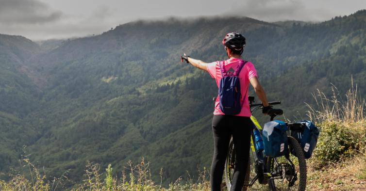 Em novembro, vai poder descobrir a Serra da Estrela de bicicleta elétrica