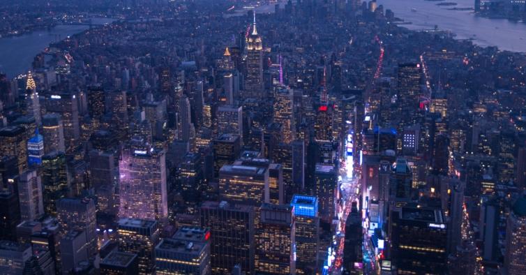 A viagem de uma vida: 7 noites em Nova Iorque por 1600€ na Passagem de Ano