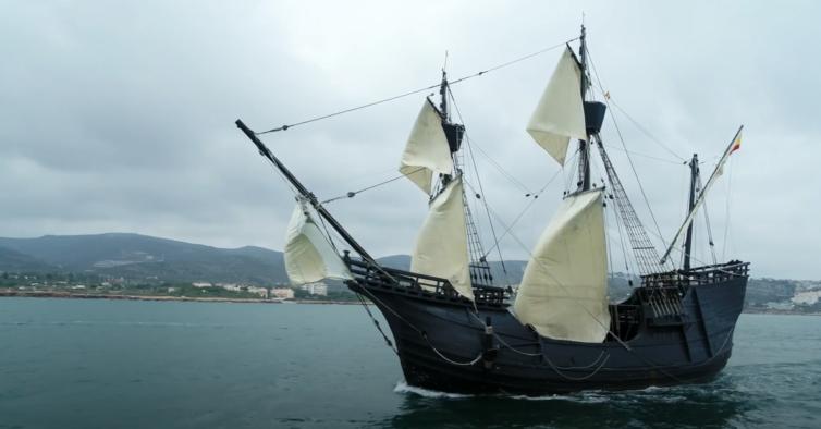 Réplica do navio de Fernão de Magalhães estará em exposição em Lagos