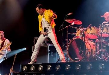 A banda de tributo aos Queen está de volta a Portugal