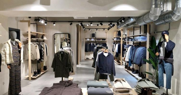 Já pode comprar roupa feminina da Scalpers na nova flagship store em Portugal