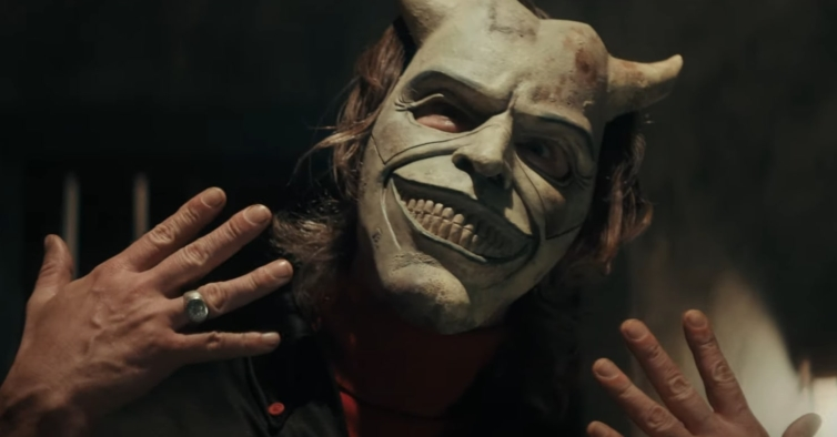 O novo filme de Ethan Hawke é aterrador — e já pode ver o trailer