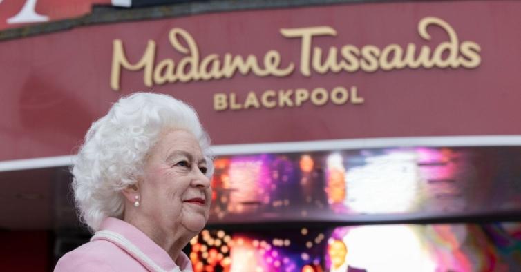 A rainha é a nova atração dos museus Madame Tussauds