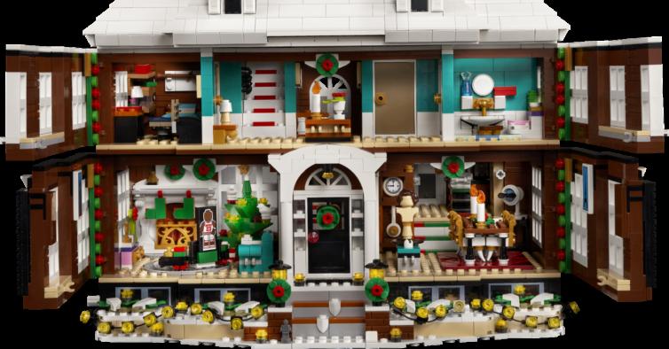 """O melhor presente de Natal de sempre: a Lego lançou um set de """"Sozinho em Casa"""""""