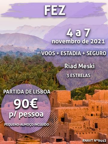 Não é um sonho: esta escapadinha para Marrocos custa 90€ (com voo e hotel)