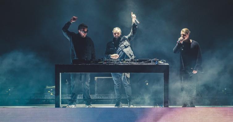 Swedish House Mafia atuam em Lisboa no próximo ano