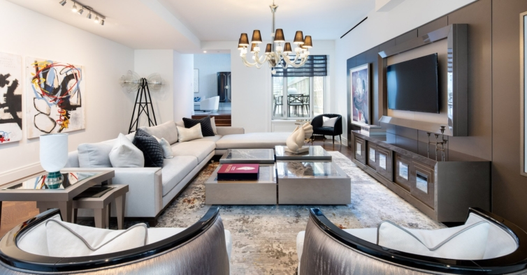 """Apartamento de """"Sucession"""" está à venda em Nova Iorque por 19 milhões de euros"""